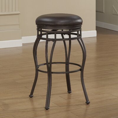 Cedar 26 Swivel Bar Stool