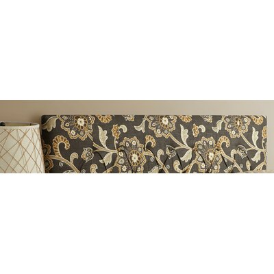 Dawn Upholstered Panel Headboard Size: Queen