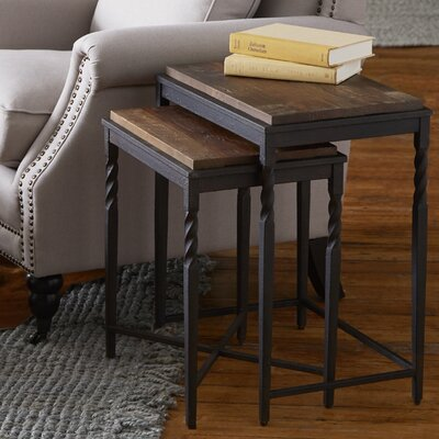 Akins 2 Piece Nesting Tables