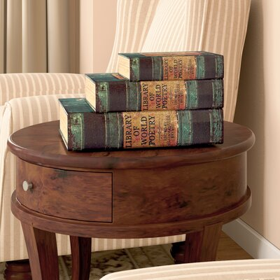 Speir 3 Piece World Poetry Book Box Set