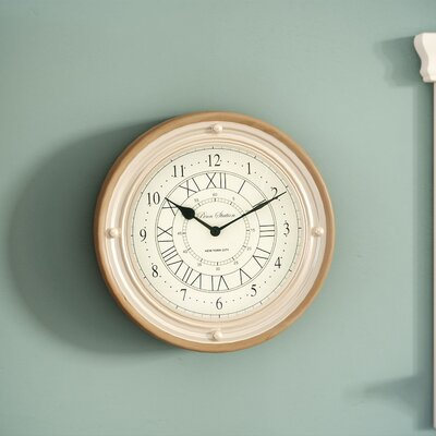 14 Wall Clock