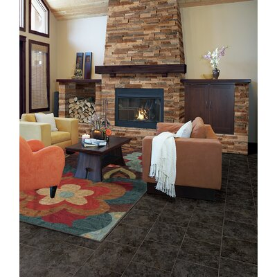 Andenwood Red/Brown Area Rug