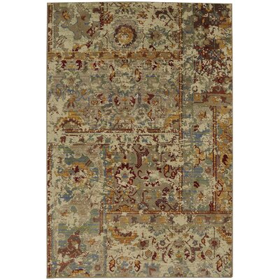 Brookes Linen Area Rug Rug Size: 8 x 11