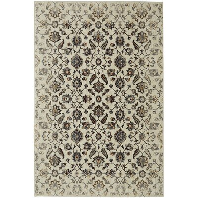 Lakemont Beige/Brown Area Rug Rug Size: Rectangle 53 x 710