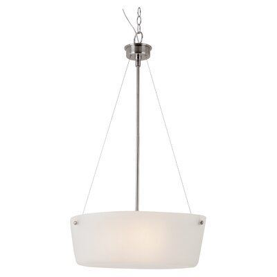 Aurelius 1-Light Drum Pendant