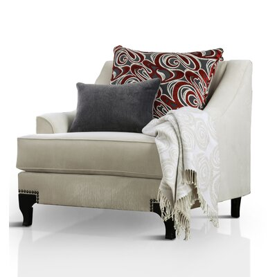 Robertsville Transitional Armchair