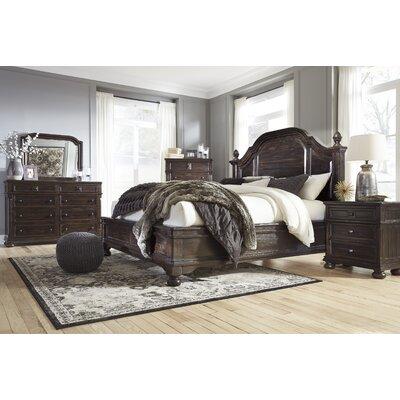 Almont Panel Customizable Bedroom Set