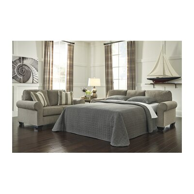 Darby Home Co DRBC8053 Syracuse Queen Sleeper Sofa