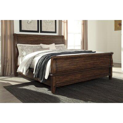 Allred Sleigh Bed