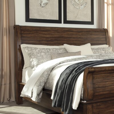 Allred Panel Headboard Size: King / California King