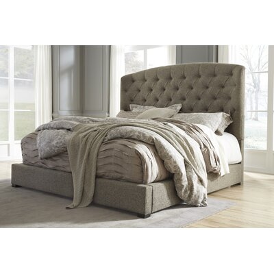 Almont Upholstered Panel Bed