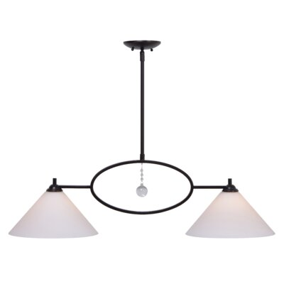 Vernon 2-Light Kitchen Island Pendant