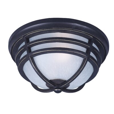 Caleb Wesport Dc EE 1-Light Flush Mount