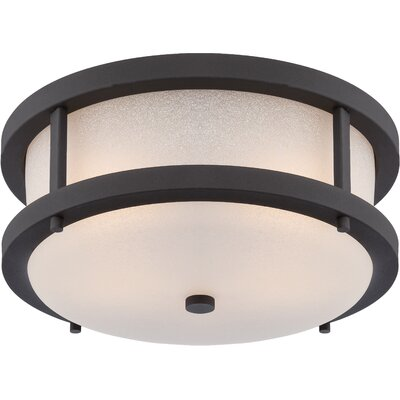 Carrie 2-Light Flush Mount