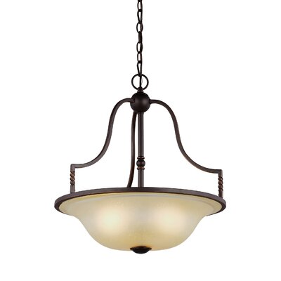Bungalow 3-Light Mini Pendant