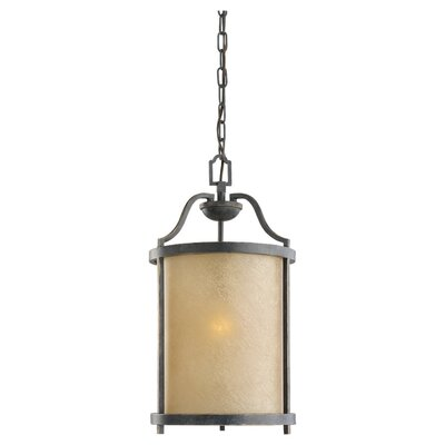 Bale 1-Light Foyer Pendant Bulb Type: Incandescent A19 150W