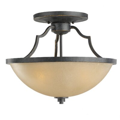 Bale 3-Light Convertible Inverted Pendant