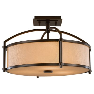 Etten Semi Flush Mount