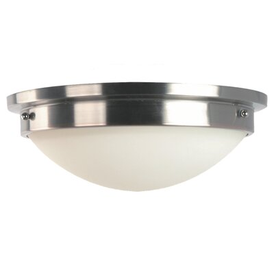 Lantz 1-Light Flush Mount