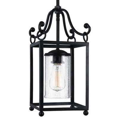 Briscoe 1-Light Foyer Pendant