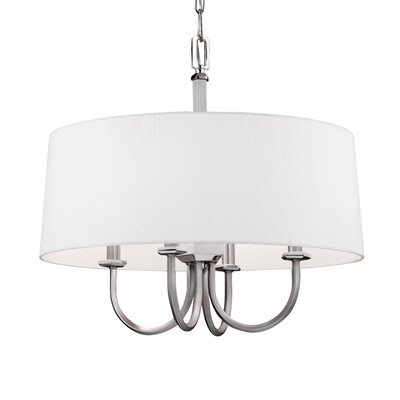Holdren 4-Light Drum Pendant