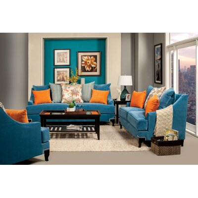 Darby Home Co DRBC8594 Back East Living Room Collection