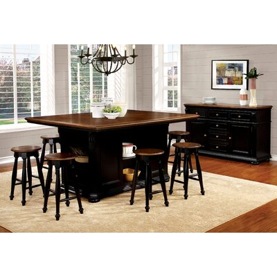 Amandes 7 Piece Dining Set