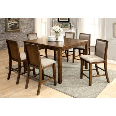 Audubon Counter Height Extendable Dining Table