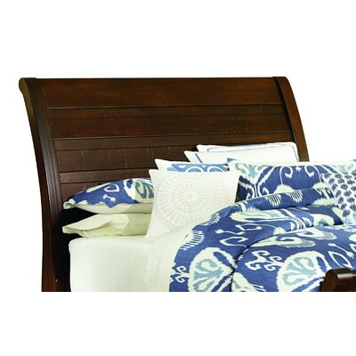 Courtney Sleigh Headboard Size: King