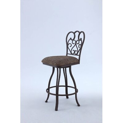 Orleans Swivel Counter Height Bar Stool