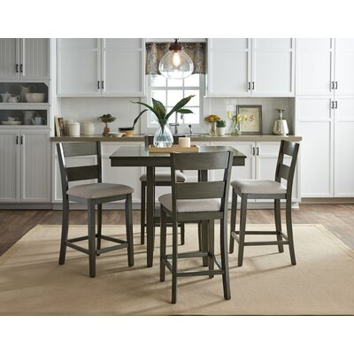 Ossian 5 Piece Counter Height Dining Set