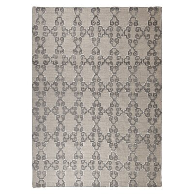Bean Dark Brown Area Rug Rug Size: 8 x 11