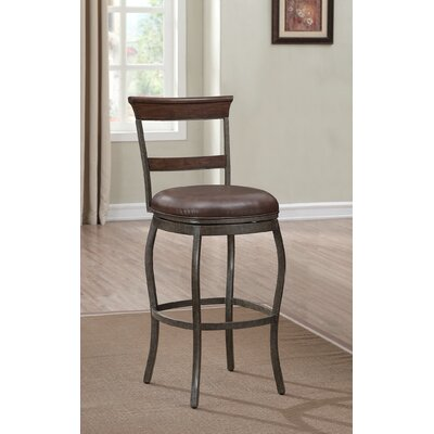 Belford 26 inch Swivel Bar Stool