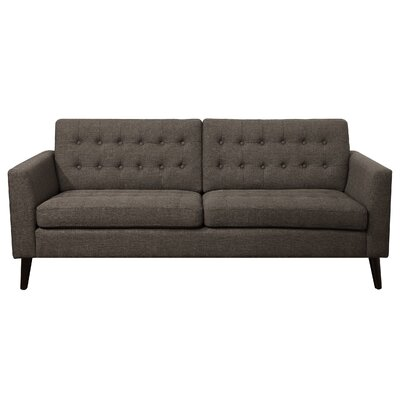 Starner Tufted Sofa Upholstery: Wheat