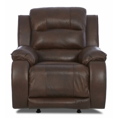 Baton Rouge Recliner with Foam Seat Cushion