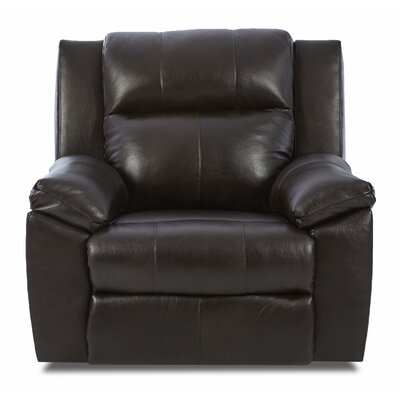 Ames Recliner with Headrest and Lumbar Support