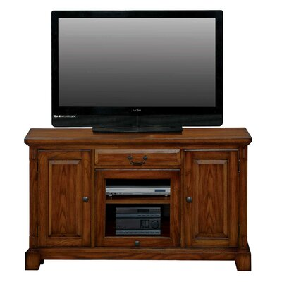 Schueller 54 TV Stand Color: Medium Oak