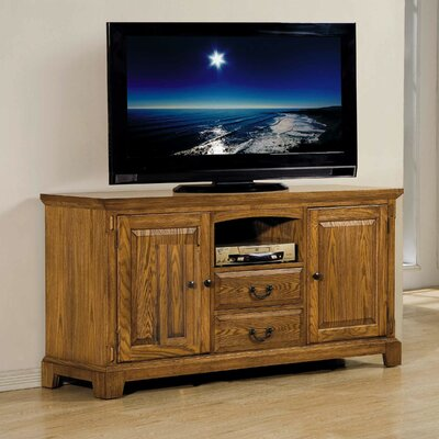 Schueller 64 TV Stand Color: Light Oak