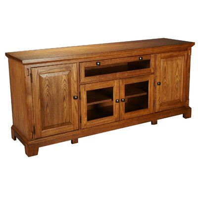 Schueller TV Stand Finish: Light Oak