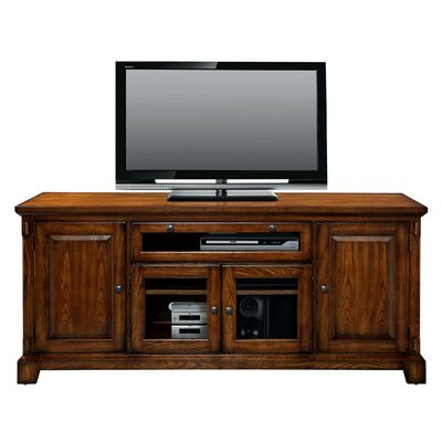 Schueller TV Stand Finish: Medium Oak