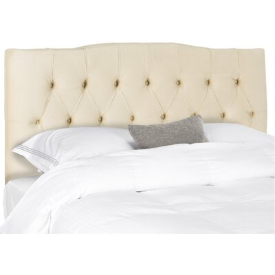 Ezekiel Full Upholstered Panel Headboard