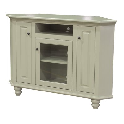 Blackwelder 58 TV Stand Color: Bright White