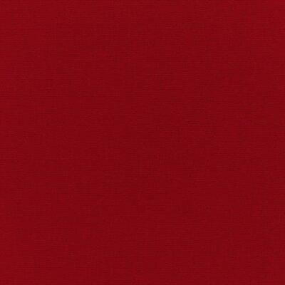 Fleischmann Ottoman with Cushion Finish: Mojave, Upholstery: Jockey Red
