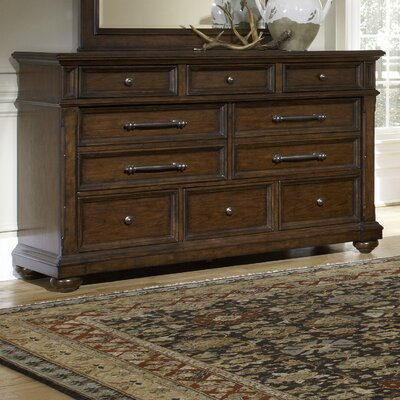 Blarwood 10 Drawer Dresser