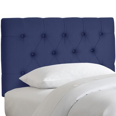 Boyd Tufted Upholstered Panel Headboard Size: Queen