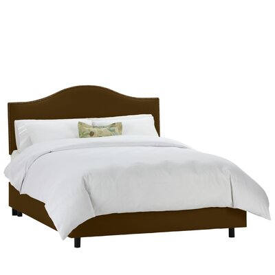 Boyers Upholstered Panel Bed Size: California King