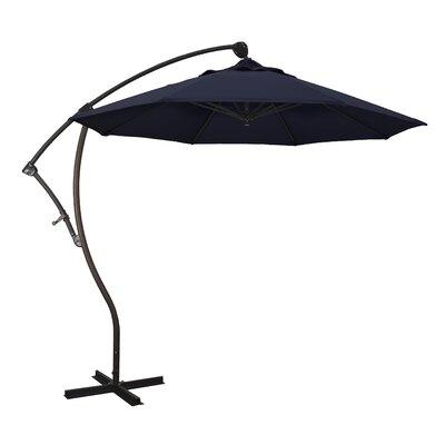 9' Welwyn Cantilever Umbrella Fabric: Pacifica - Navy Blue DBHC4549 29934173