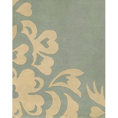 Boulder Creek Blue Area Rug Rug Size: Rectangle 5 x 76