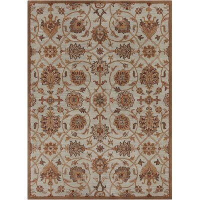 Bartz Ivory Area Rug Rug Size: Rectangle 5 x 7