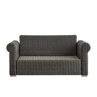Rathdowney Loveseat Finish: Charcoal